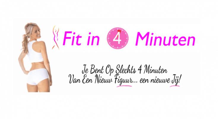 fit in 4 minuten