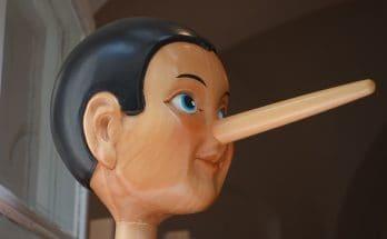 hoe weet je of iemand liegt