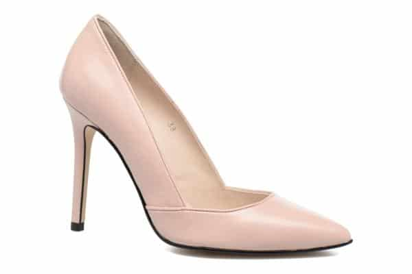 nude stiletto pumps